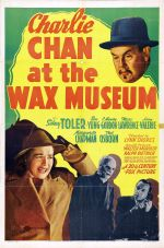Charlie Chan at the Wax Museum