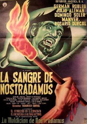 Le Maldición de Nostradamus