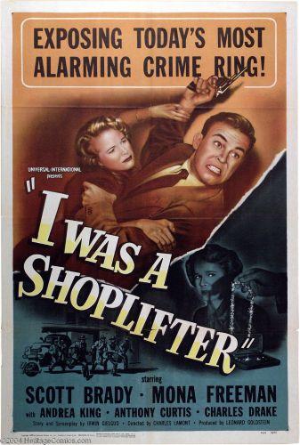 I Was a Shoplifter