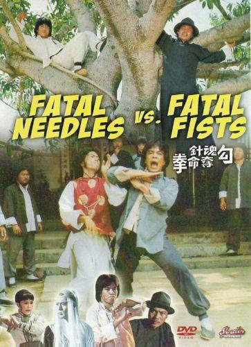 Fatal Needles Fatal Fist