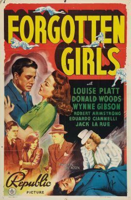 Forgotten Girls