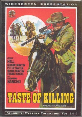 For the Taste of Killing