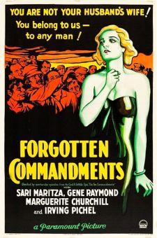 Forgotten Commandments