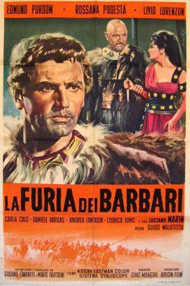 La Furia dei Barbari