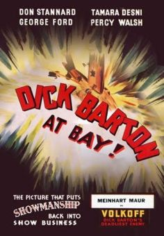 Dick Barton at Bay