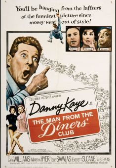 The Man From the Diner's Club