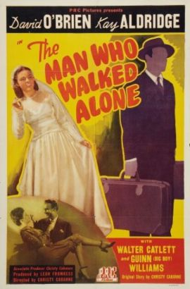 The Man Who Walked Alone
