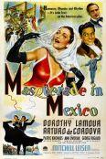 Masquerade in Mexico