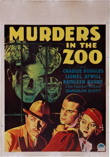 Murders in the Zoo