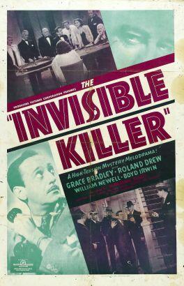 The Invisible Killer (1940)
