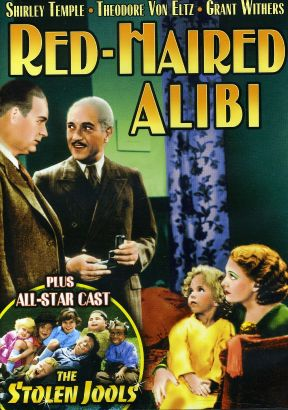 The Red-Haired Alibi