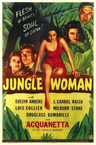 Jungle Woman