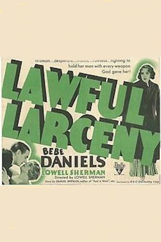 Lawful Larceny