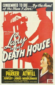 Lady in the Death House