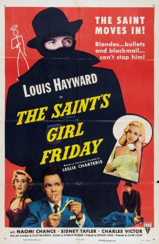 The Saint's Girl Friday