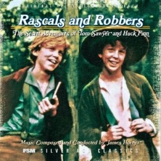 Rascals and Robbers: The Secret Adventures of Tom Sawyer and Huckleberry Finn