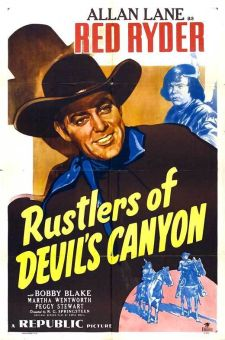 Rustlers of Devil's Canyon