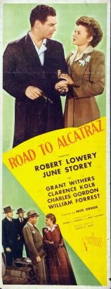 Road to Alcatraz