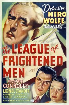 League of Frightened Men