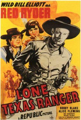 The Lone Texas Ranger