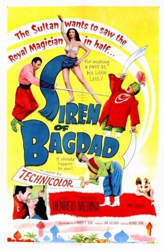 Siren of Bagdad