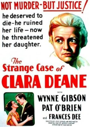 Case of Clara Deane