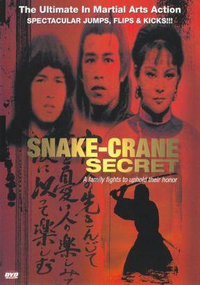 Snake-Crane Secret
