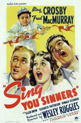Sing You Sinners (1938)