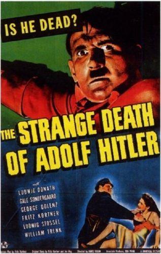 The Strange Death of Adolf Hitler