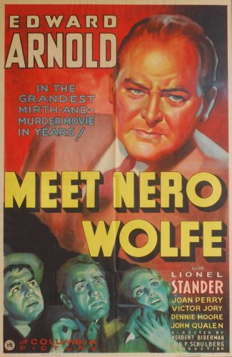 Meet Nero Wolfe