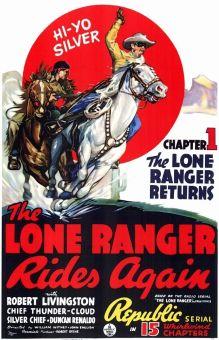 Lone Ranger Rides Again