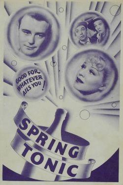 Spring Tonic