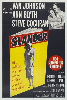 Slander