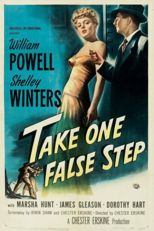 Take One False Step