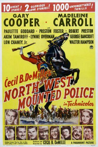 Northwest Mounted Police