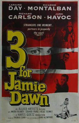 Three for Jamie Dawn