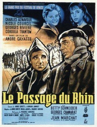 Le Passage du Rhin
