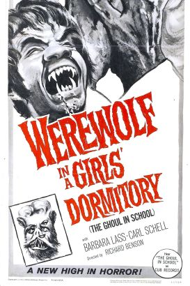 Werewolf in a Girls' Dormitory
