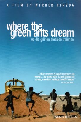 Wo Die Grünen Ameisen Träumen