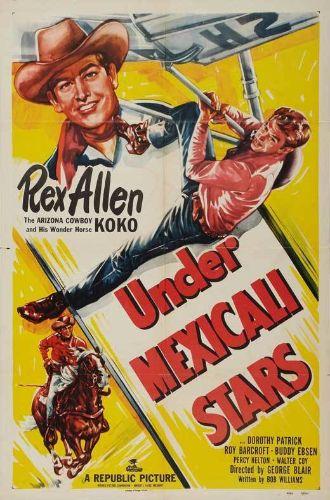 Under Mexicali Stars