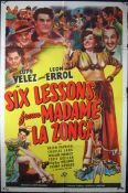 Six Lessons from Madame La Zonca