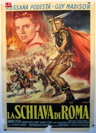 The Slave of Rome