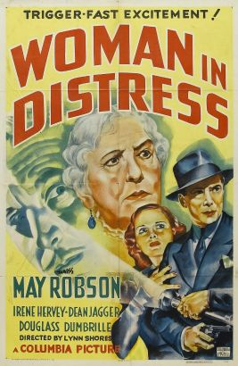 Woman in Distress