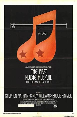 The First Nudie Musical