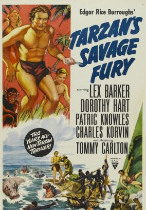 Tarzan's Savage Fury