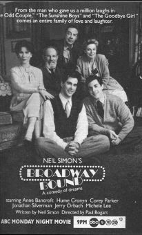Neil Simon's 'Broadway Bound'