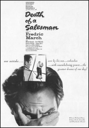 death of a salesman movie review Death of a salesman is a 1985 american made-for-television film adaptation of the 1949 play of  on review aggregate website  miniseries or a movie (dustin.