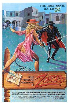 The Erotic Adventures of Zorro