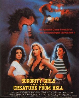 Sorority Girls and the Creatures from Hell
