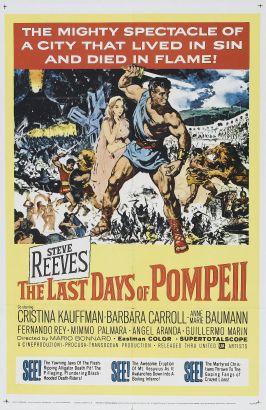 Gli Ultimi Giorni di Pompeii